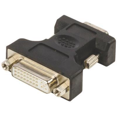 Adaptér Valueline VGA na DVI-I černý