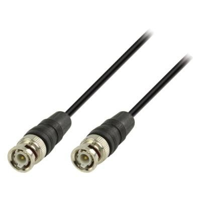 Kabel Valueline BNC na BNC 5 m