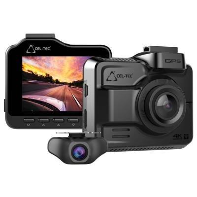 Digitální kamera Cel-Tec K4 Dual GPS