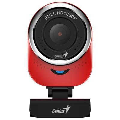 Webkamera Genius QCam 6000 červená