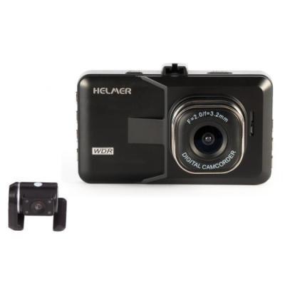 Digitální kamera Helmer CARCAM DUAL HD 2017