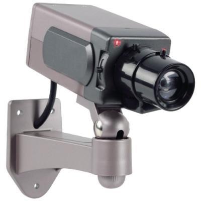 Atrapa bezpečnostní kamery König SAS-DUMMYCAM40