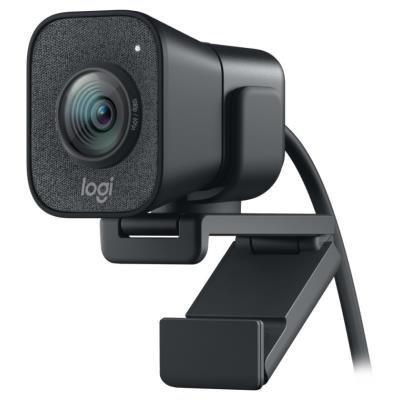 Logitech StreamCam C980 černá