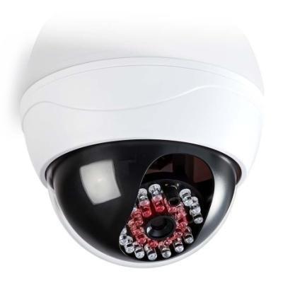 Atrapa bezpečnostní kamery Nedis DUMCD20WT