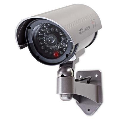 Atrapa bezpečnostní kamery Nedis DUMCB40GY