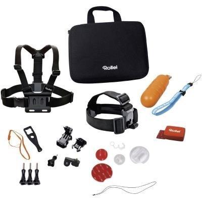 Universální držáky pro outdoorové sportovní videokamery