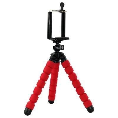 Stativ Rollei Selfie Mini červený