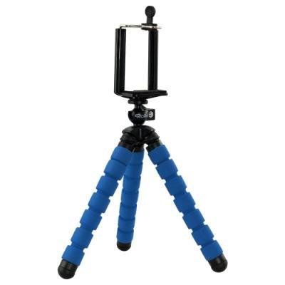 Stativ Rollei Selfie Mini modrý