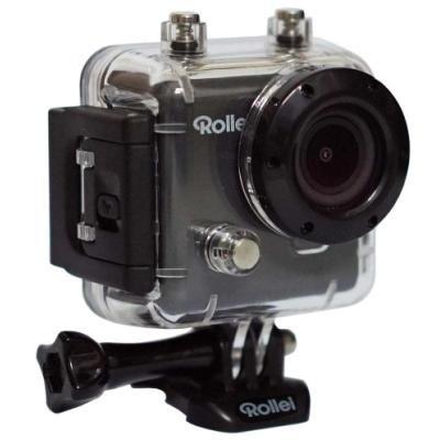 Rollei ActionCam 230 - FULL HD video 1080/30 fps/ 150°/ 40m pzd./ Wi-Fi/ Dál.ovl/ Černá