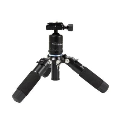 Rollei Compact Traveler Mini M-1/ Zátěž 8kg/ Vytažený 47 cm/ Vhodný pro focení Makro