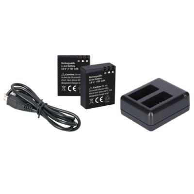 Nabíječka Rollei pro AC 550/ 560 Touch + baterie