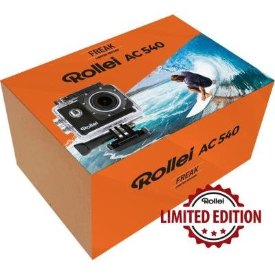 Kamera Rollei ActionCam 540 - Freak edition