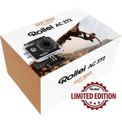 Kamera Rollei ActionCam 372 - Easy rider edition
