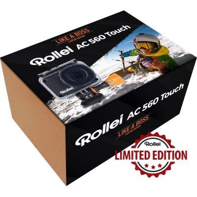 Rollei ActionCam 560 Touch - Like a boss