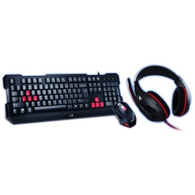 Set klávesnice a myši Genius GX Gaming KMH-200