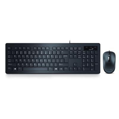 Set klávesnice a myši Genius Slimstar C130