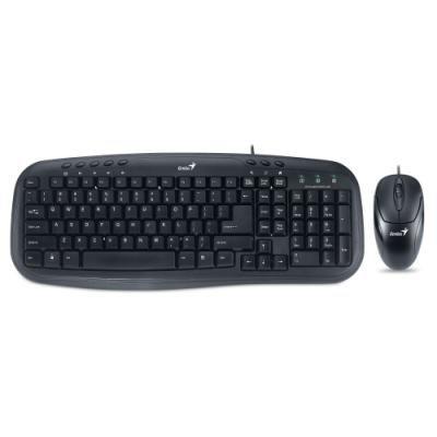 Set klávesnice a myši Genius KM-210