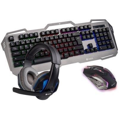 Herní sety klávesnice a myši