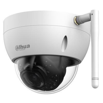 DAHUA IPC-HDBW1235EP-W IP kamera s WiFi/ dome/ 2Mpix/ úhel 113st/ IR30m/H.265/ venkovní IP67+IK10/ onvif/cloud/ CZ APP