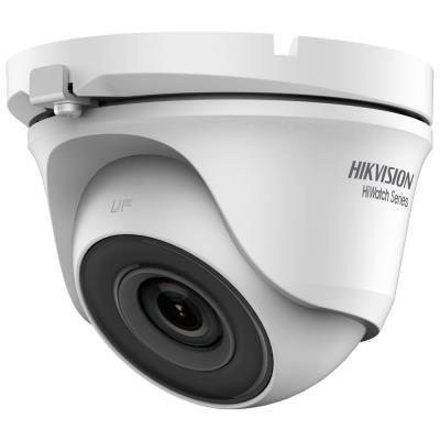 HIKVISION HiWatch turbo HD kamera HWT-T120-M/ Dome/ rozlišení 2Mpix/ objektiv 2,8 mm/ krytí IP66/ kov