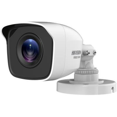 HIKVISION HiWatch turbo HD kamera HWT-B140-M/ Bullet/ rozlišení 4Mpix/ objektiv 2,8 mm/ krytí IP66/ kov