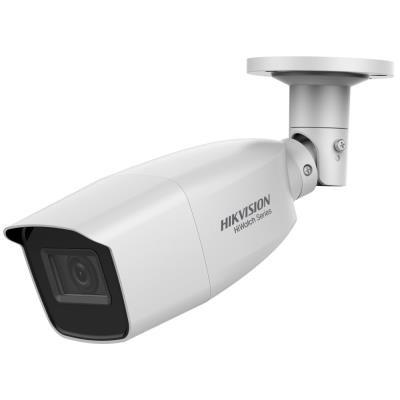 HIKVISION HiWatch turbo HD kamera HWT-B340-VF/ Bullet/ rozlišení 4Mpix/ objektiv 2,8 - 12 mm/ krytí IP66/ kov + plast