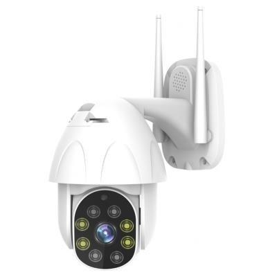 Venkovní IP kamery s motorickým pohybem