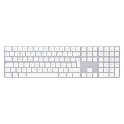 Apple Magic Keyboard s číselnou klávesnicí/  International English/ bílá