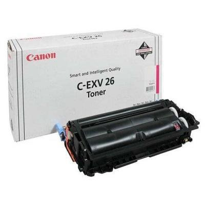 Toner Canon C-EXV26M červený