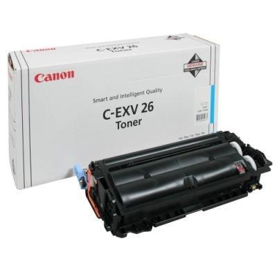 Toner Canon C-EXV26C modrý