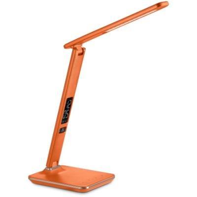 Stolní lampička IMMAX Kingfisher 9 W oranžová
