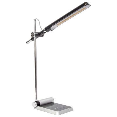 Stolní lampička IMMAX Marabu černá