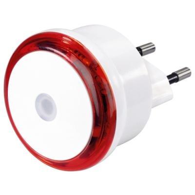 LED svítilna Hama Basic červené