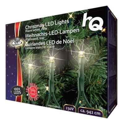 Vánoční osvětlení HQ 100x LED 9,42 m