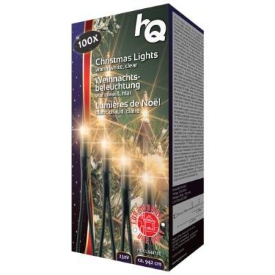 Vánoční osvětlení HQ 100x žárovka 9,42 m