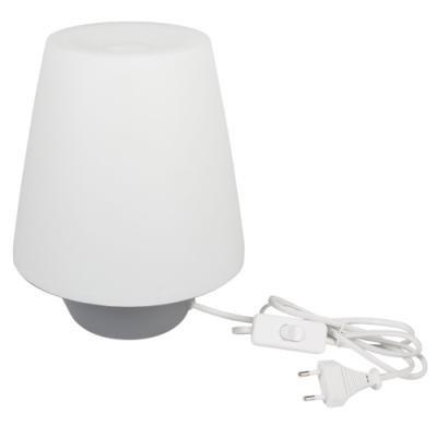 Lampička HQ 3,6W šedá