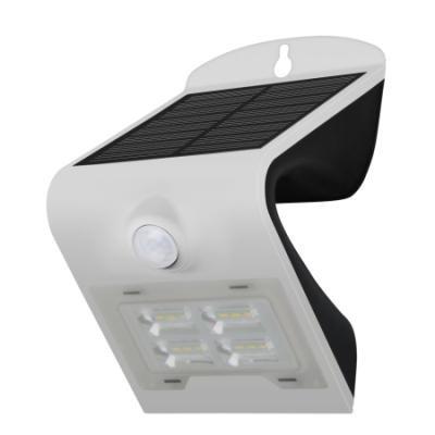 LED reflektor IMMAX solární s čidem 2W bílý