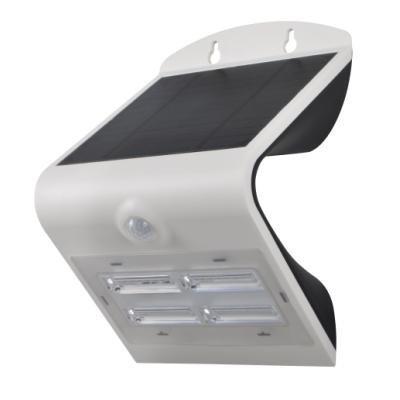 LED reflektor IMMAX solární s čidlem 3,2W bílý