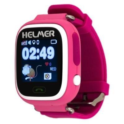 GPS lokátor Helmer LK 703 růžový