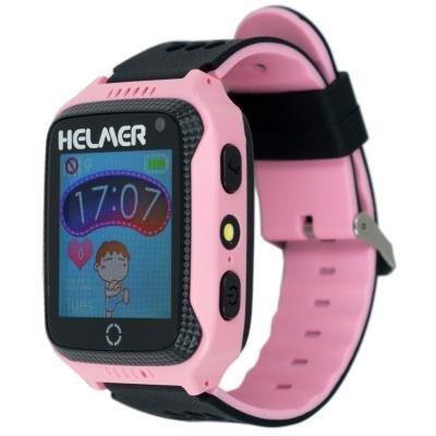GPS lokátor Helmer LK 707 růžový