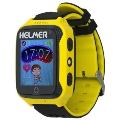 GPS lokátor Helmer LK 707 žlutý