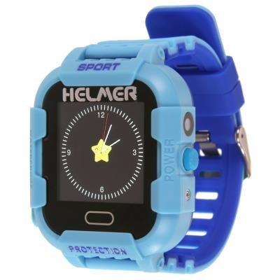 GPS lokátor Helmer LK 708 modrý