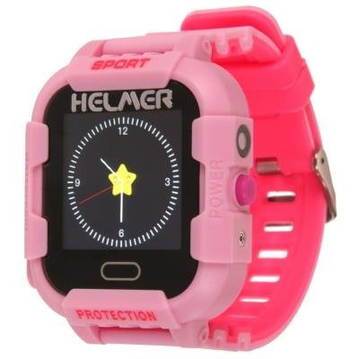 GPS lokátor Helmer LK 708 růžový