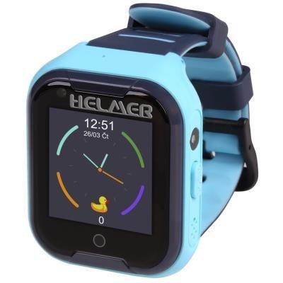 Helmer LK 709 modrý