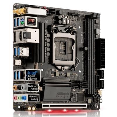 Základní deska ASRock Fatal1ty Z370 GAMING-ITX/ac