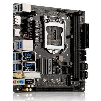 Základní deska ASRock Z370M-ITX/ac