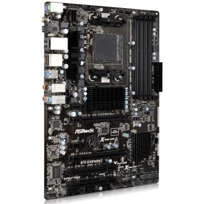 OPRAVENÉ - ASRock 970 Extreme3 R2.0 / AMD970 / AM3+ / 4x DDR3 DIMM / USB 3.1 / ATX