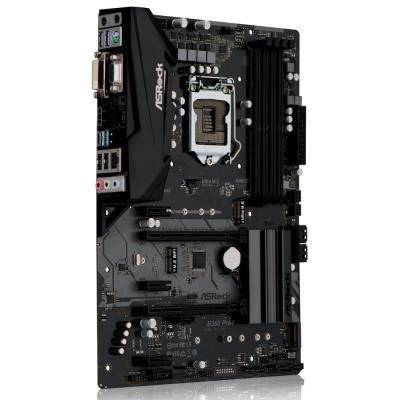 OPRAVENÉ - Asrock B360 PRO4 / LGA1151 / B360 / 4x DDR4 DIMM / USB Type-C / HDMI / DVI-D / D-Sub / ATX