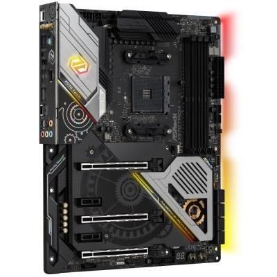 ASRock X570 TAICHI / AM4 / 4x DDR4 DIMM / HDMI / 3x M.2 / USB Type-C / Wi-Fi / ATX