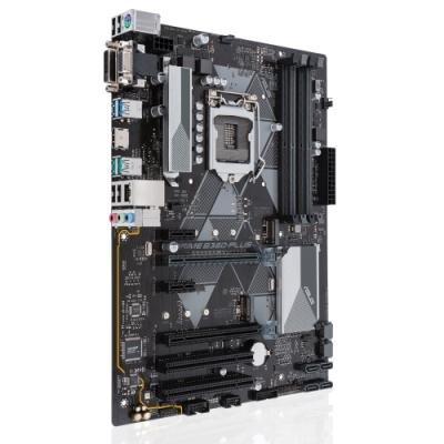 ASUS PRIME B360-PLUS / B360 / LGA1151 / DDR4 DIMM / ATX
